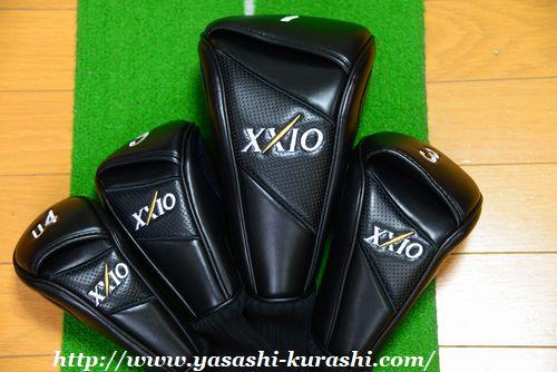 XXIO,ゼクシオ,XXIO9,バージョンアップ,XXIO10,MIYAZAKIシャフト