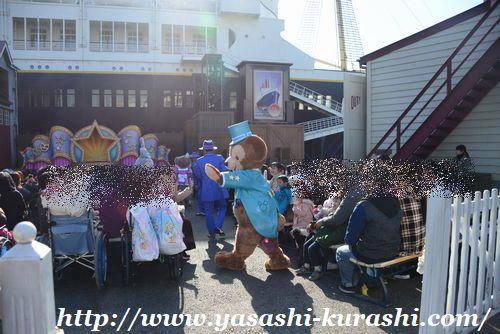 東京ディズニーシー,東京ディズニーリゾート,TDR,クリスマス,女子旅,ダッフィー