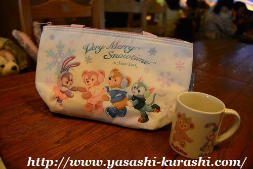 東京ディズニーシー,東京ディズニーリゾート,TDR,クリスマス,女子旅,ダッフィー,ショー,ケープオブクックオフ