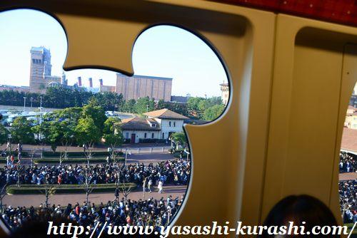 東京ディズニーシー,東京ディズニーリゾート,TDR,クリスマス,女子旅,ダッフィーディズニーリゾートライン