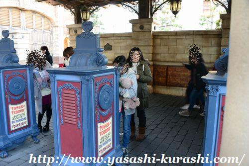 東京ディズニーシー,東京ディズニーリゾート,TDR,クリスマス,女子旅,ダッフィー,ファストパス,タワテラ,タワーオブテラー