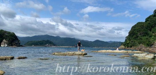 香住,海,水遊び,海遊び,海水浴,今子浦海水浴場