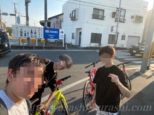 サイクリング,小豆島,小豆島一周,自転車旅行,エンジェルロード,オリーブ園,魔女の宅急便,輪行