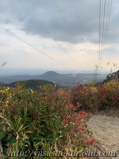 太平山,宝塚,塩尾寺,ハイキング,六甲縦走,六甲山